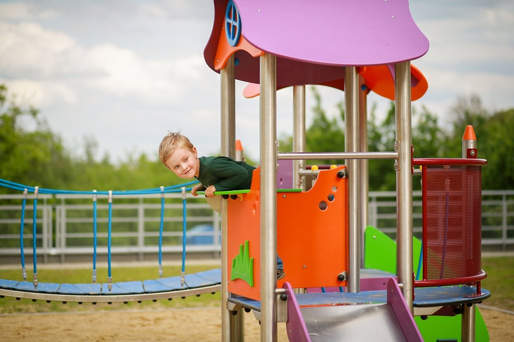 Plac zabaw dla dzieci