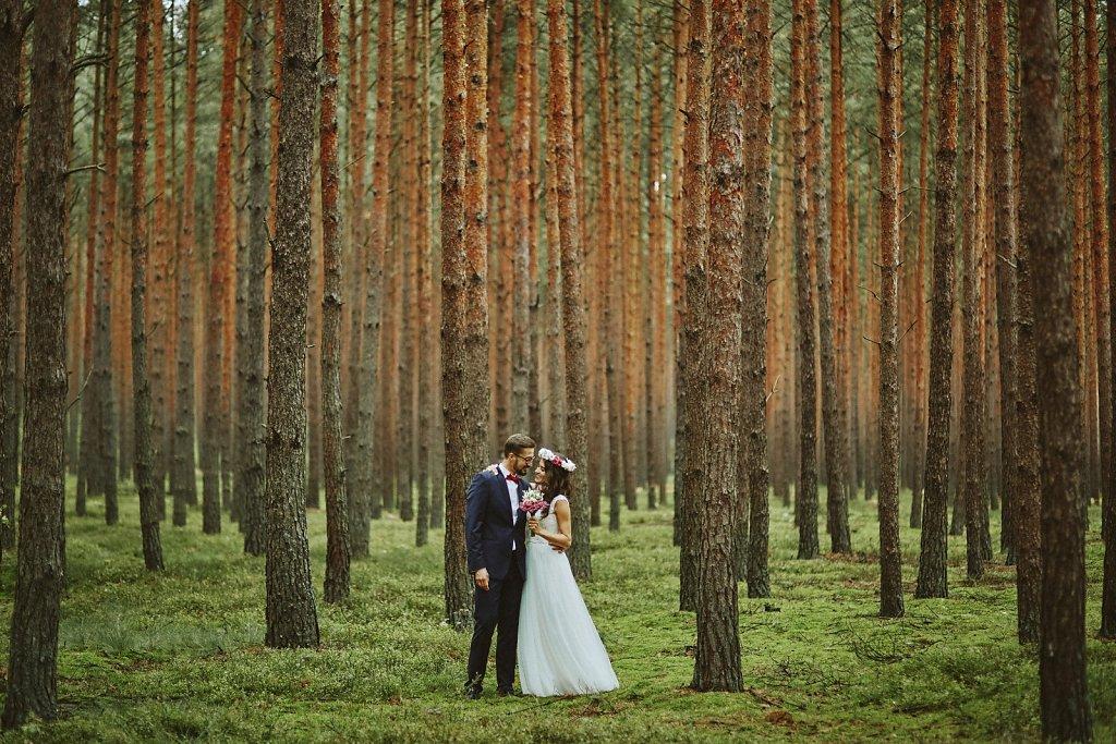 Plener ślubny z Kasią i Robertem